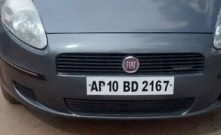 1 Used Fiat Cars in Hyderabad: Fiat Second Hand Cars in Hyderabad