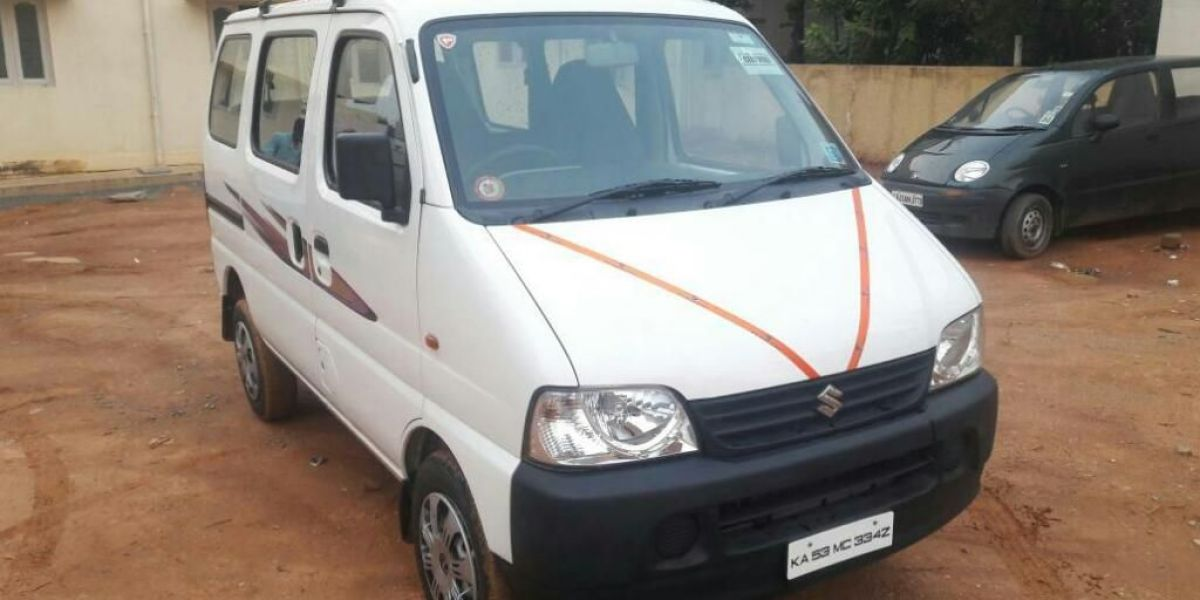 Used Maruti Suzuki Eeco 5 Str With A C Htr 2015 Petrol Variant In